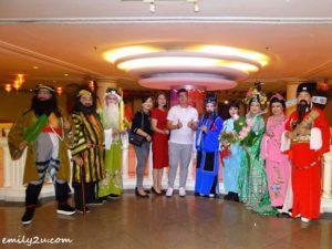 31 CNY Reunion dinner Syeun Hotel