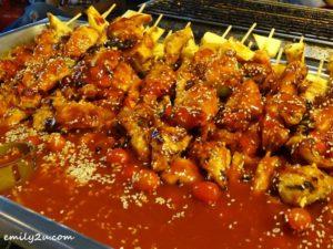 4 Karnmival Makanan Malaysia Thailand