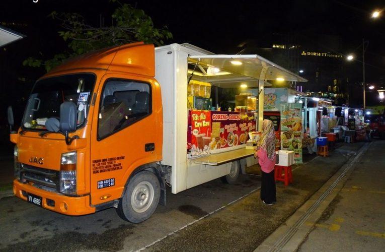 Putrajaya FoodTrucks Hotspot