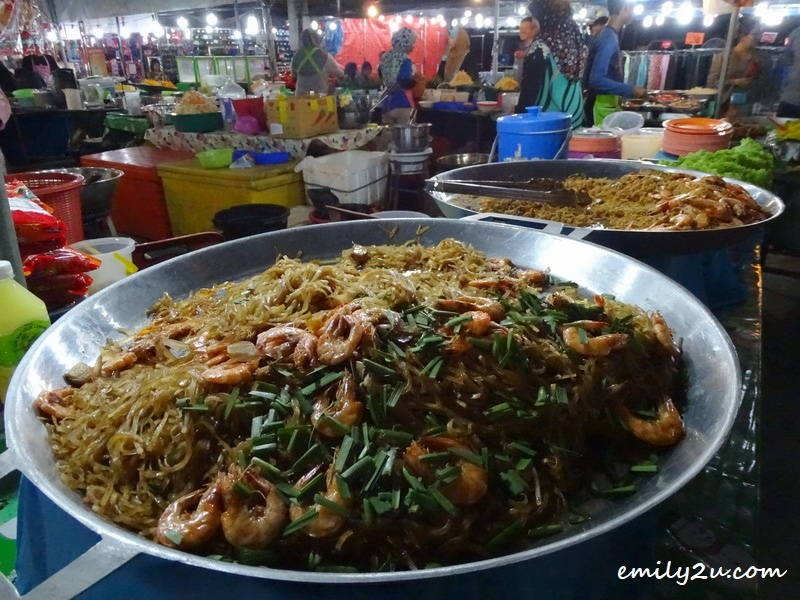 6. fried kuay teow