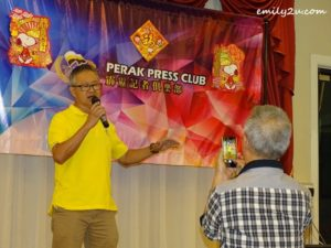 7 Perak Press Club