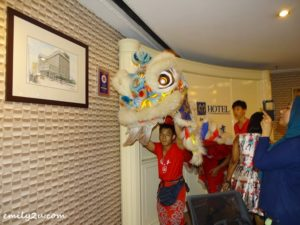 8 CNY Celebration Syeun Hotel