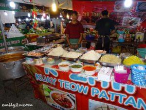 9 Karnmival Makanan Malaysia Thailand