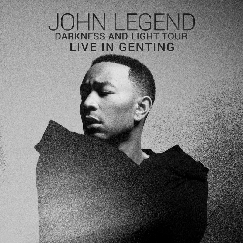 John Legend Live in Concert @ Resorts World Genting