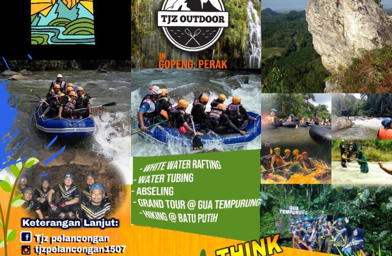 New Outdoor Nature Adventure Packages in Gopeng, Perak