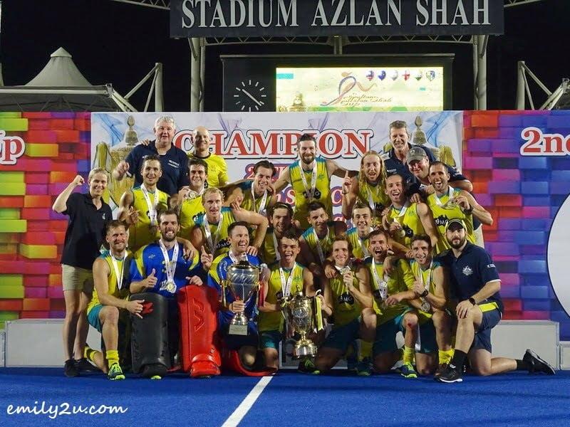 1. Champions Australia