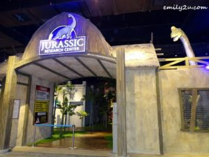 1 Jurassic Research Centre