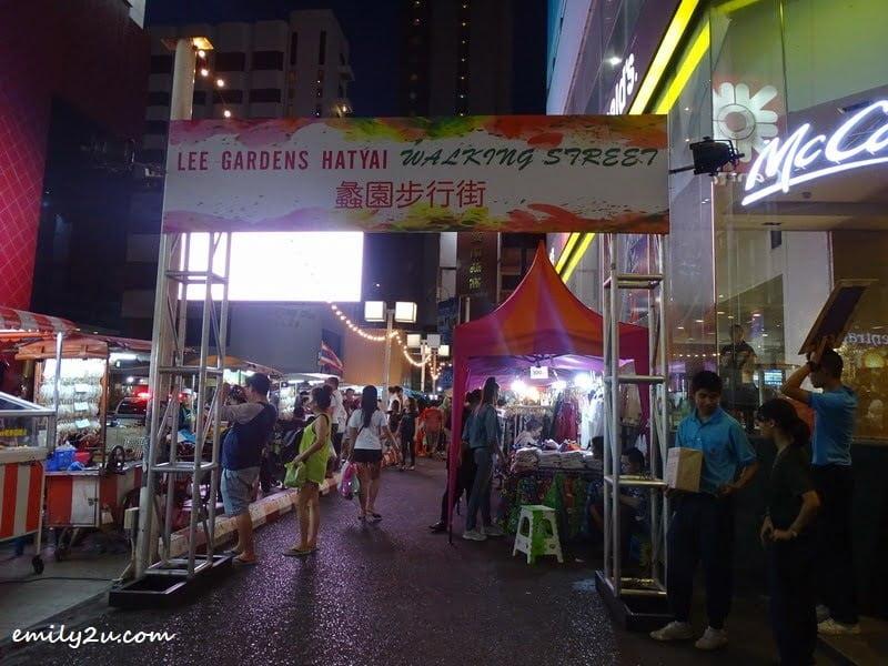 Lee Gardens Hatyai Walking Street