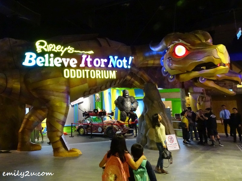 Ripley's Believe It or Not! Odditorium