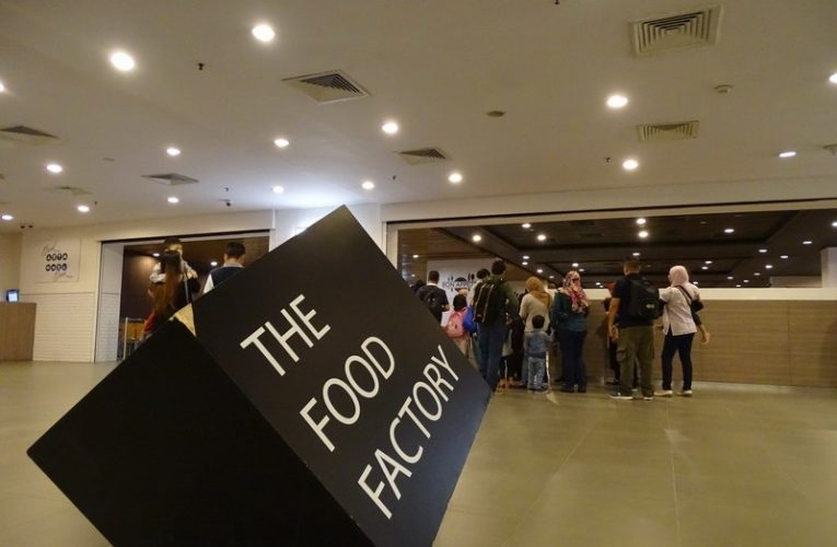 The Food Factory @ First World Plaza, Resorts World Genting