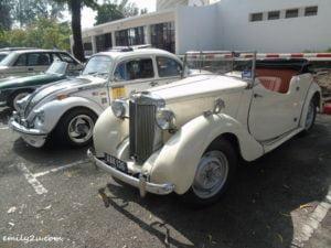1 classic cars gathering
