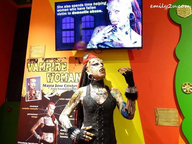 11. Vampire Woman Maria Jose Cristerna