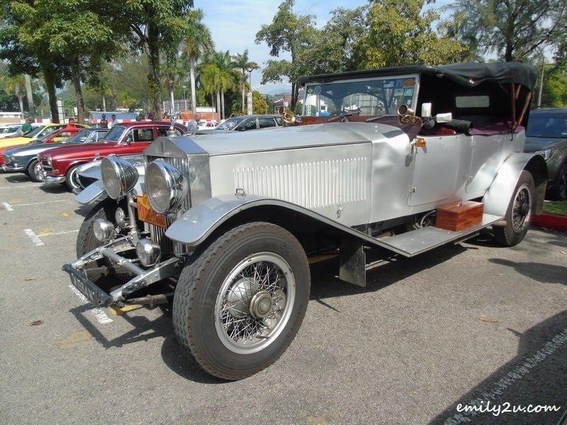 11. 1933 Rolls Royce Phantom II