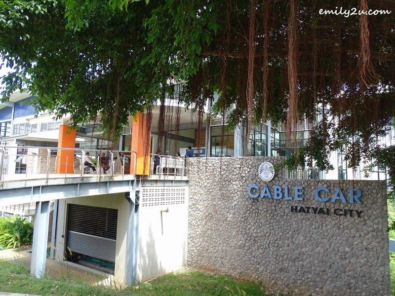 12. cable car complex