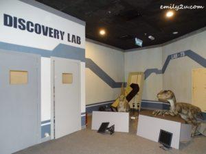 12 Jurassic Research Centre
