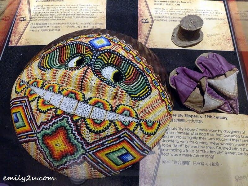 12. Kamensta Beaded Mask