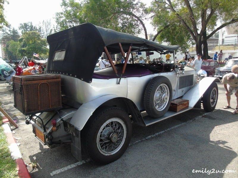 12. 1933 Rolls Royce Phantom II