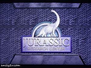 13 Jurassic Research Centre