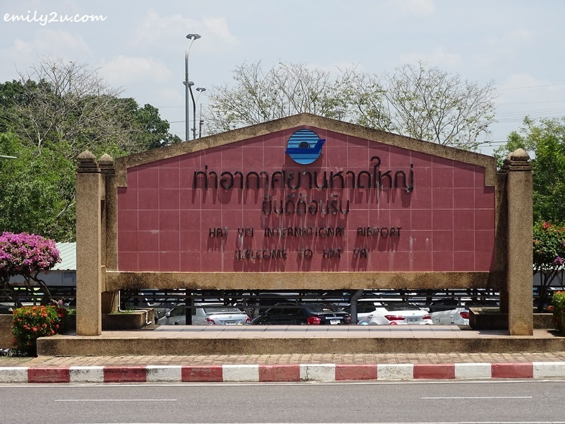 3. Hat Yai International Airport (HDY)