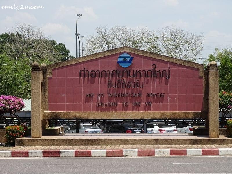 3. Hat Yai International Airport (HDY)