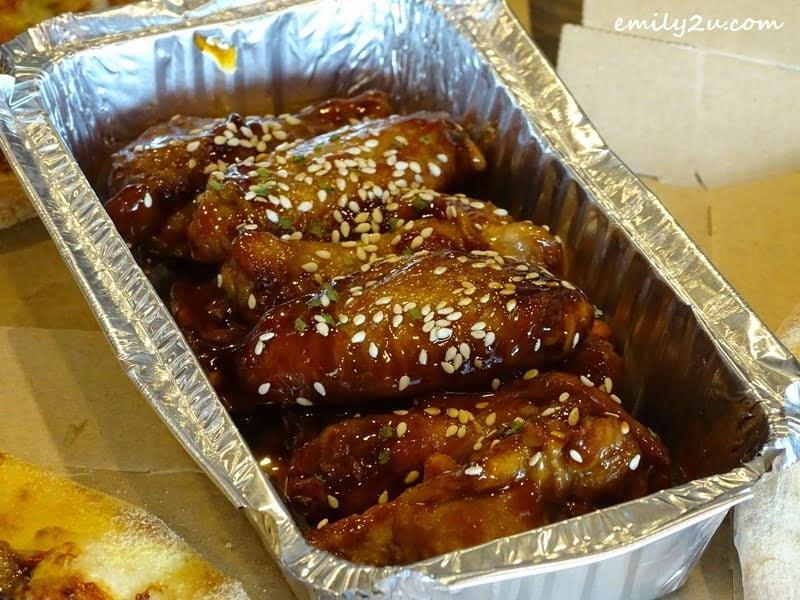 5. Ayam-Haseyo Chicken Wings