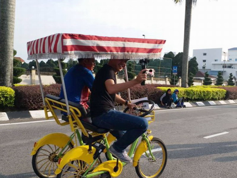 5. cycling