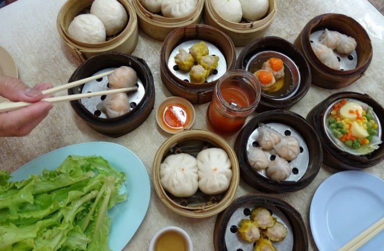 Eat Dim Sum @ Kho Nang Tae Tiam, Hat Yai