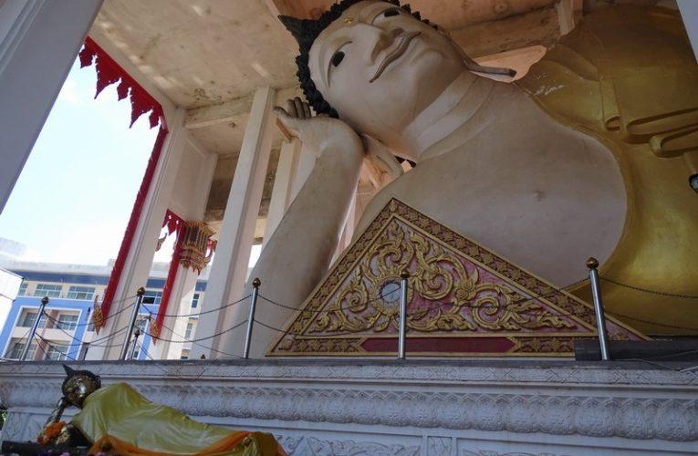 Wat Hat Yai Nai, Thailand