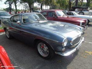 7 classic cars gathering