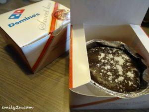 8 Chocolate Lava Cake
