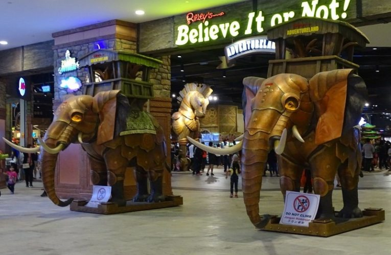 Top 5 Attractions at Ripley's Believe It or Not! Adventureland, RWG