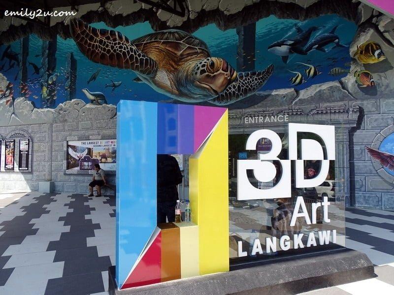 1. 3D Art Langkawi