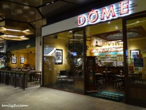 1 Dome Cafe SkyAvenue