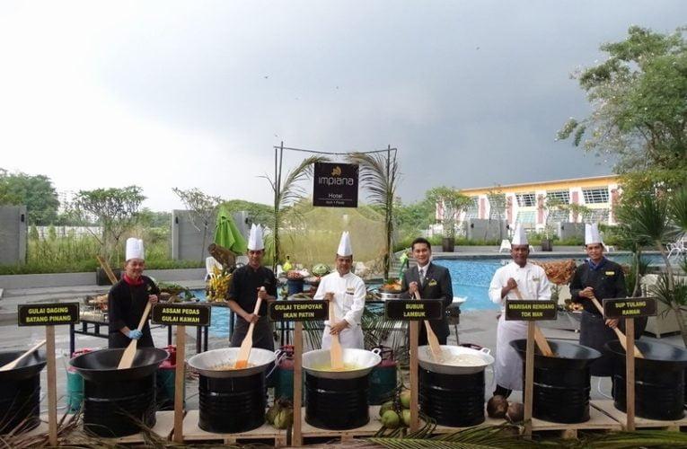 Berbuka Puasa Over Citarasa Kampung Ramadan Buffet @ Impiana Hotel Ipoh