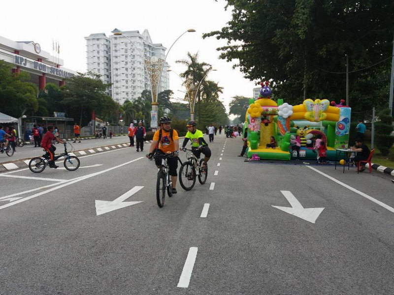 1. Ipoh Car Free Day