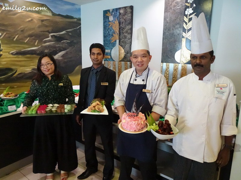 Double Culinary Delights for Mother's Day & Ramadan @ Palong Coffee House