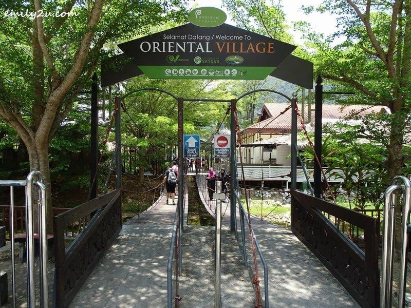 1. Oriental Village, Langkawi