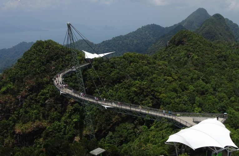 Langkawi SkyCab – The Steepest Cable Car In The World