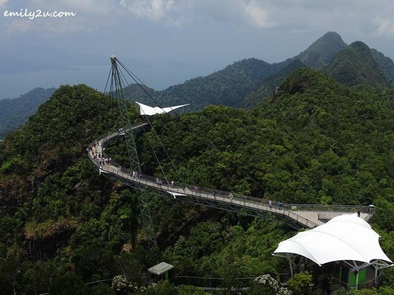 10. Langkawi SkyBridge