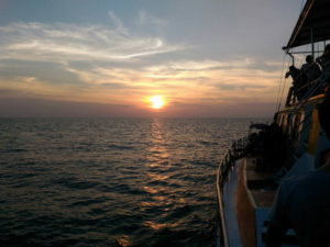 10 Tropical Charters Sunset Cruise