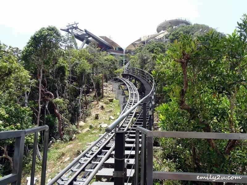 11. SkyGlide path