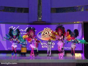 11 Samba dance performance