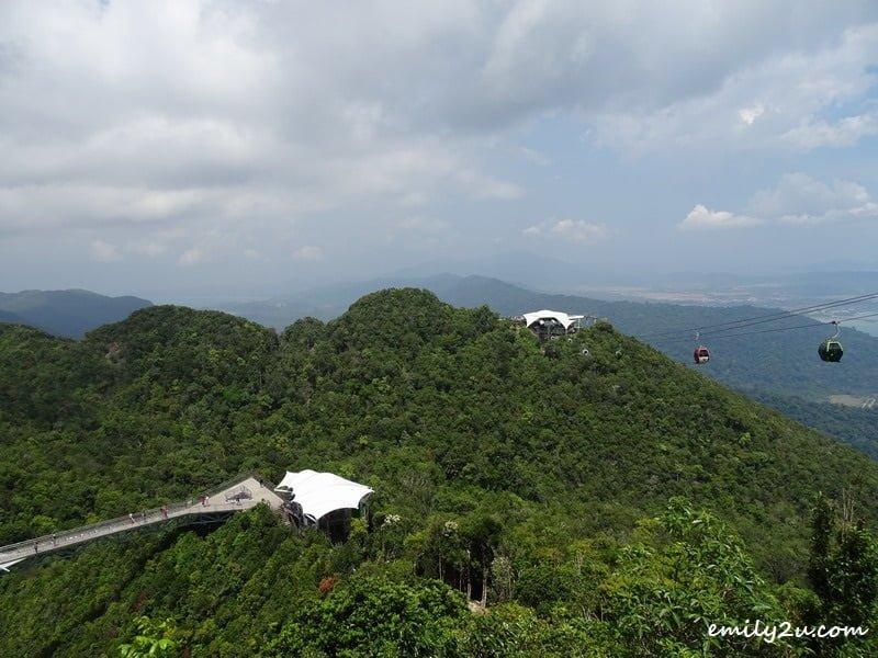 15. panoramic view of Langkawi Island