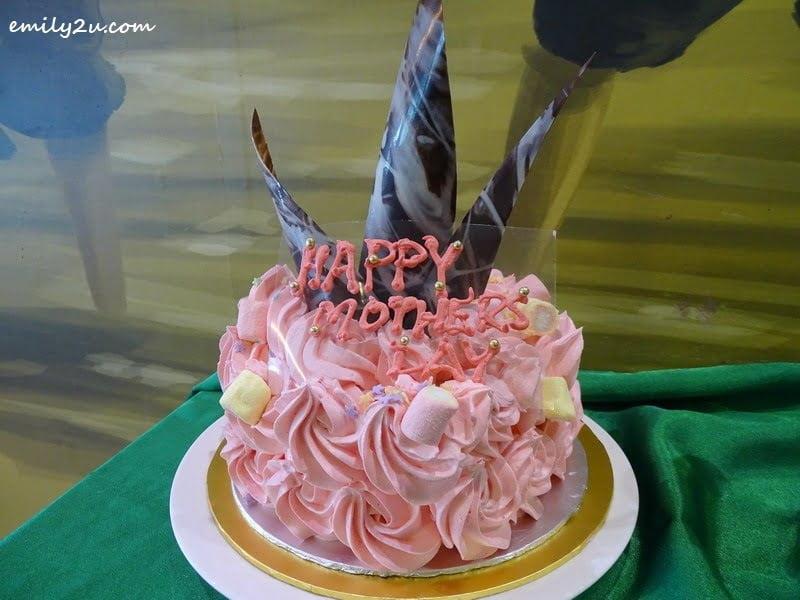 16. Strawberry Cake