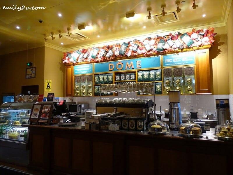2. the coffee bar