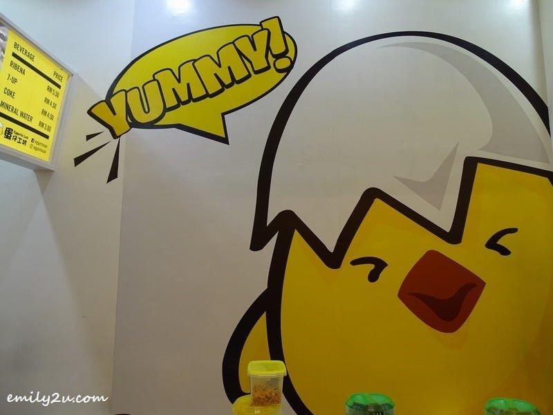 2. Eggette Lab mascot
