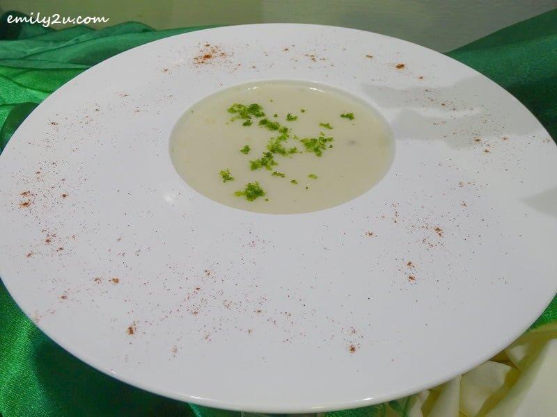 3. Cream of Mushroom Soup