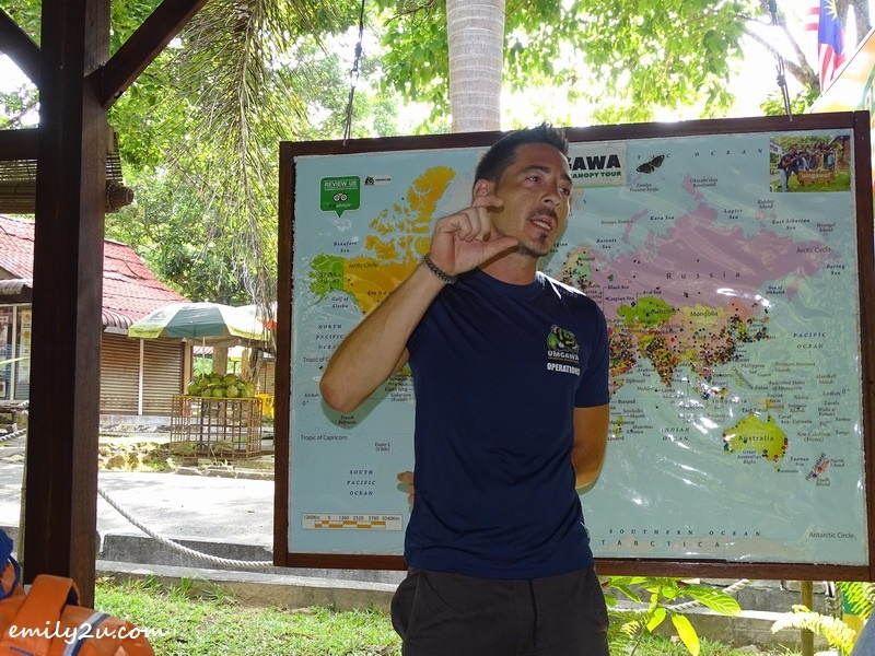 3. Rayyan from Switzerland, in charge of operations at Umgawa