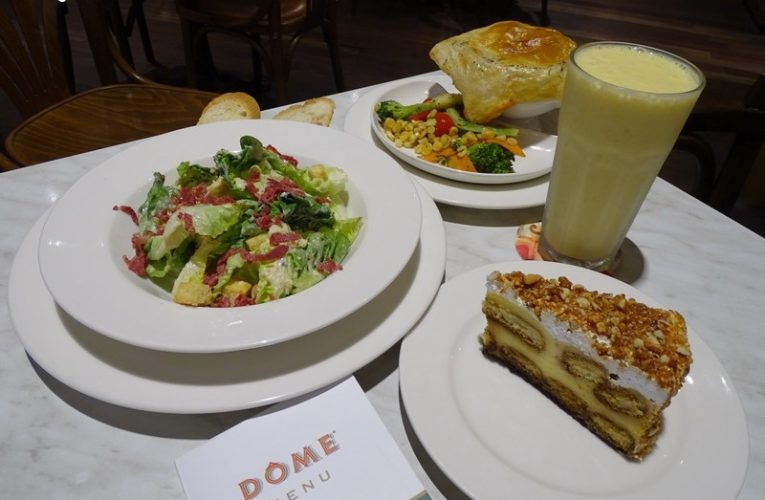 DÔME Café, SkyAvenue