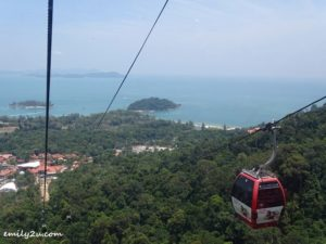 6 Langkawi Cable Car - Panorama Langkawi